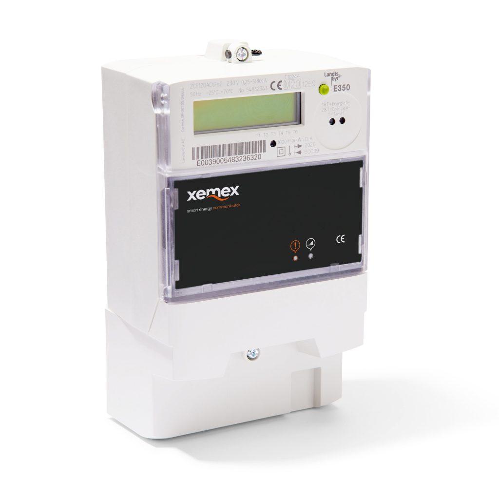Landis+Gyr E350 2G | Xemex