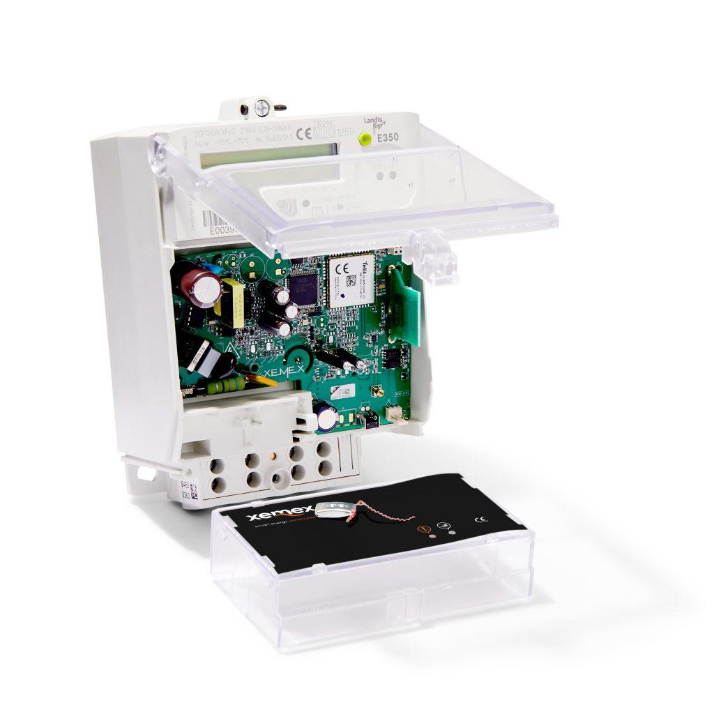 Landis+Gyr E350 2G-1F | Xemex