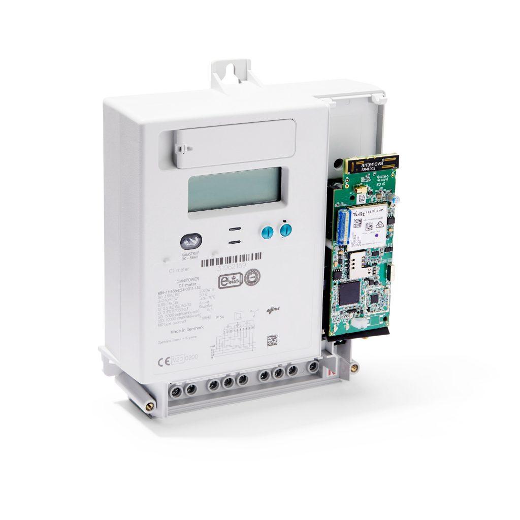 Kamstrup Omnipower 4G-3G CT | Xemex